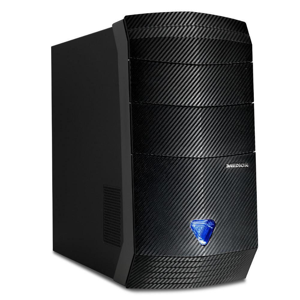 PC fixe Medion Akoya P5332 - i5-6400, HDD 1 To + SSD 128 Go, RAM 8 Go, GTX 970, Windows 10