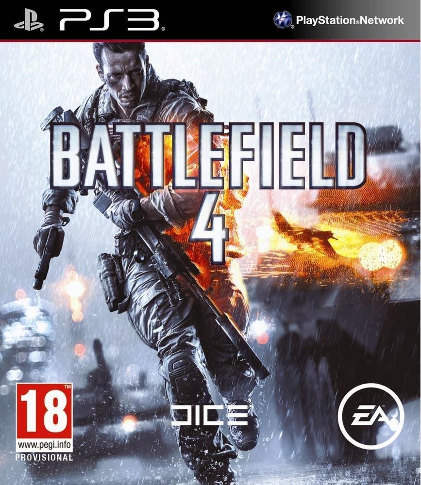 Sélection de jeux PS3 / PS4 / Xbox One/360 soldés - Ex : Battlefield 4 sur PS3