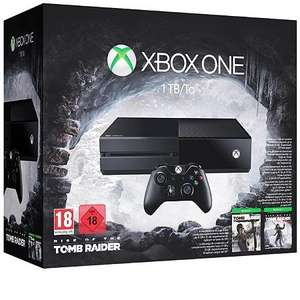 Sélection de packs Xbox One en promotion - Ex : Xbox One 1 To + Rise of The Tomb Raider