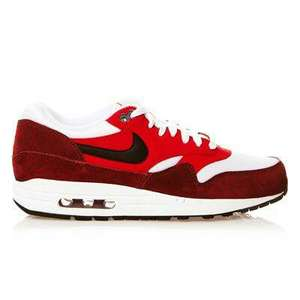 Baskets Nike Air Max 1 Essential Rouge pour Hommes - Tailles : 42.5, 44 ou 44.5