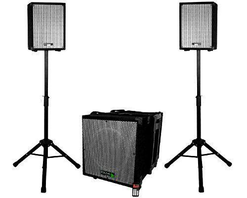 Système de sonorisation 2.1 BOOST 1208 - 800w