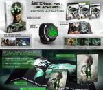 Splinter Cell Blacklist (Collector) PS3 et XBOX 360 + Steelbook