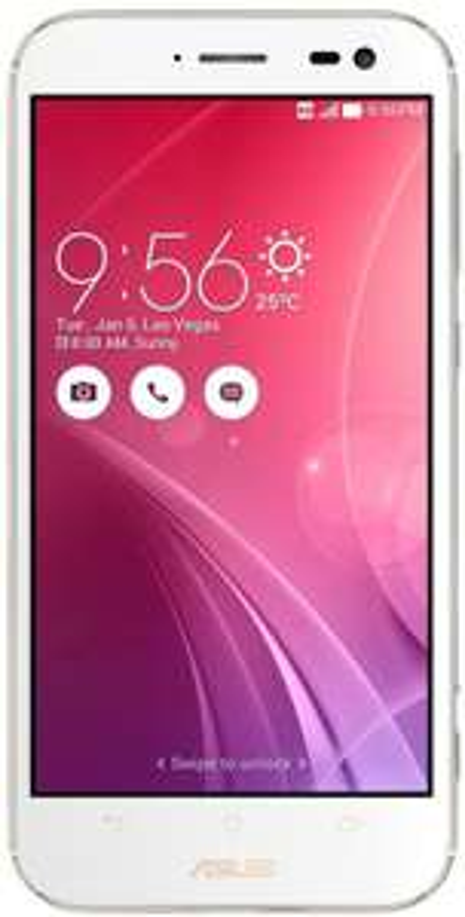 "Smartphone 5.0"" Asus Zenfone Zoom ZX551ML - RAM 4 Go, ROM 32 Go Blanc"