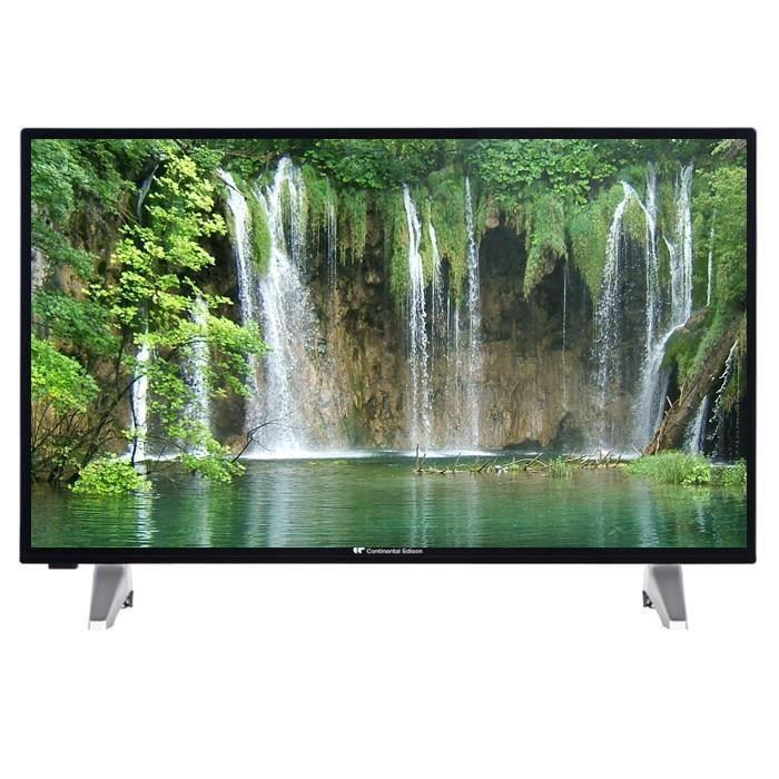 "TV LED 32"" Continental Edison 32S0716B - HD, Smart TV"