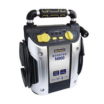 Booster avec lampe de secours Norauto N900 - 17A/h 12V