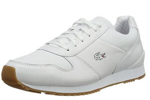 Sneakers Lacoste Live Trajet pour Hommes (Coloris au choix) - Tailles : 39.5 à 46