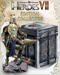Jeu Heroes Might and Magic VII sur PC - edition Collector