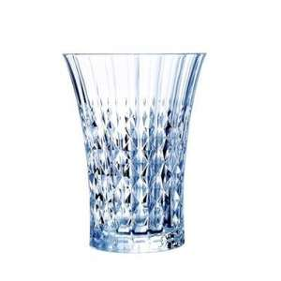 Lot de 6 verres Cristal d'Arques - Forme haute 36 cl Lady Diamond