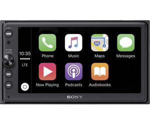 "Autoradio multimédia 6.4"" Sony XAV-AX100 - Android Auto / Apple Carplay"