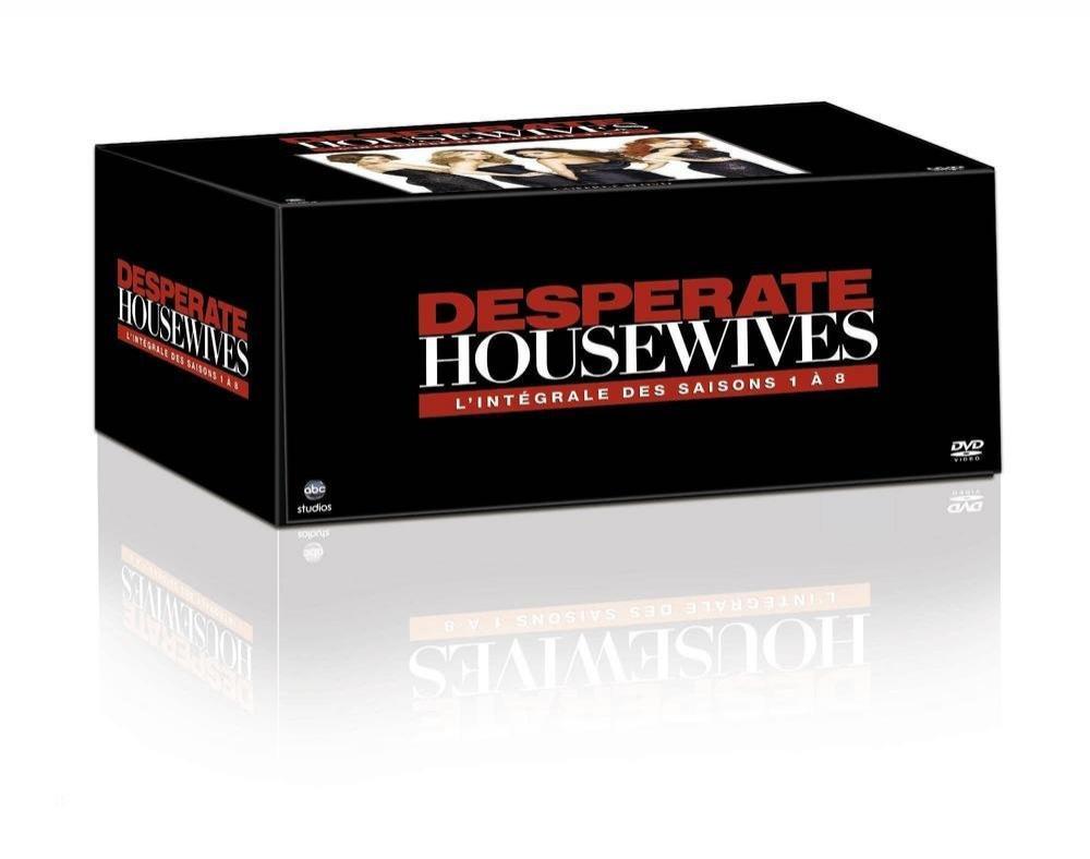 Coffret DVD Desperate Housewives - L'Intégrale des 8 Saisons