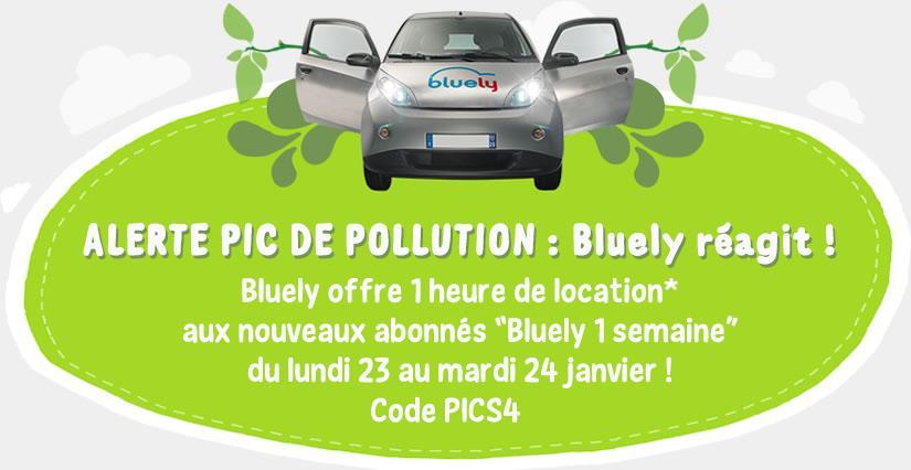"""[Nouveaux abonnés """"1 semaine] 1h de location de véhicule éléctrique gratuite"""