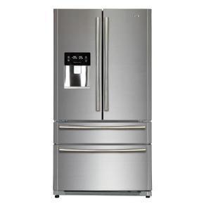 Réfrigérateur Americain Haier B22FSAA - 522L (387+135), Froid ventilé, A+, 91cmx178cm