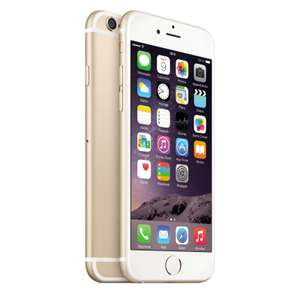 "Smartphone 4.7"" Apple iPhone 6 - 128 Go, Or"