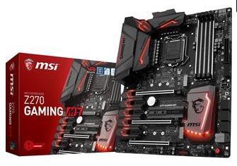 Carte mère MSI Z270 Gaming M7 + Casque MSI DS502 + Intel SSD 600P 256GB + For Honor sur PC (Dématérialisé)