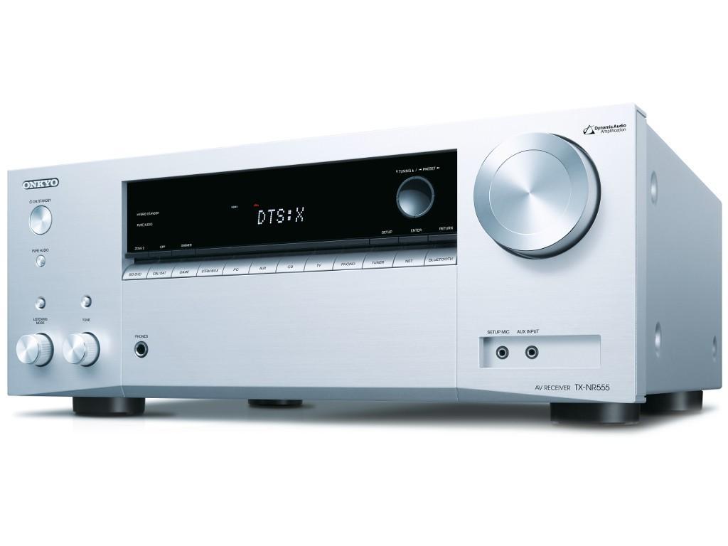 Sélection d'ampli HC en promotion - Ex : Ampli-tuner Onkyo TX-NR555 - A/V réseau, 7.2 canaux