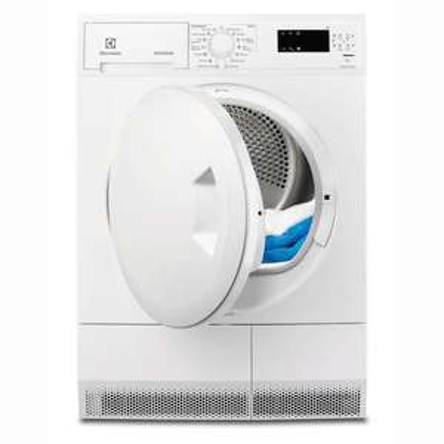 S che linge electrolux edh3685pzw 8 kg condensation pompe chaleur - Seche linge condensation ou pompe a chaleur ...