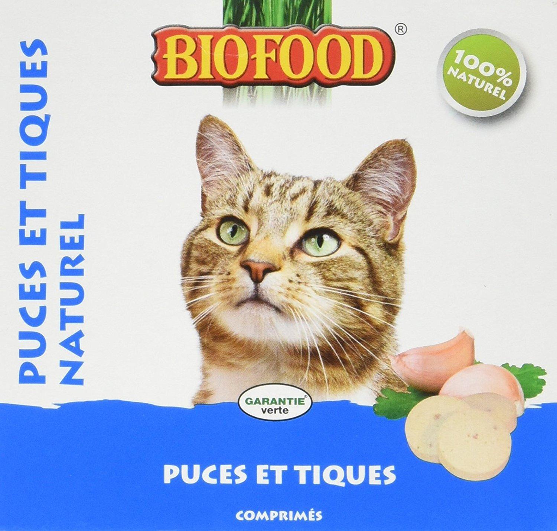 [Panier Plus] 100 Friandises anti-puces pour chat