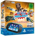 Console Sony PS Vita WiFi Mega Pack (Console + Carte 8Go + 10 Jeux)