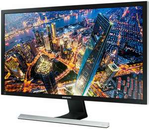 "Ecran PC LED 28"" Samsung U28E590D - UHD, 1ms, HDMI 2.0, Freesync"