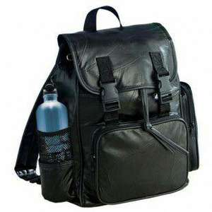 Un sac à dos en cuir offert pour toute commande - Ex: 2 lampes de poche + Sac à dos