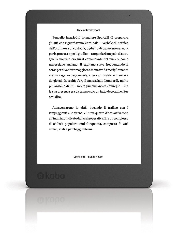 """Liseuse 6"""" Kobo Aura - 2ème édition"""