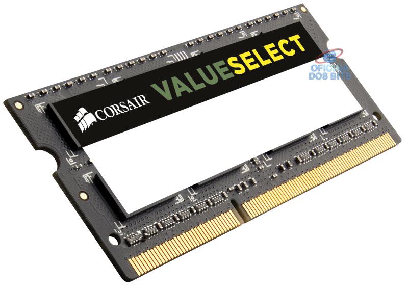 Mémoire Ram Corsair So Dimm DDR3 PC3 10666 - 8Go