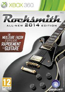 Pré-commande : Rocksmith Edition 2014 + Guitare Epiphone sur XBOX 360