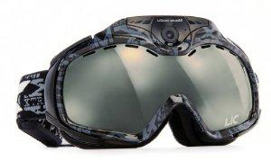 Masque de ski Liquid image APEX-338 caméra embarquée 1080p