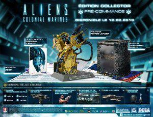 Aliens Colonial Marines - Edition collector (360)