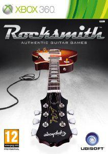 Jeu Rocksmith + cable sur Xbox 360
