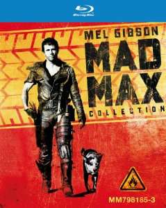 Coffret Blu-Ray Mad Max La Trilogie