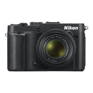 Appareil photo compact Nikon Coolpix P7700 - Vidéo HD 1080p, 12 Mpx, Port HDMI, Grand-angle 28mm