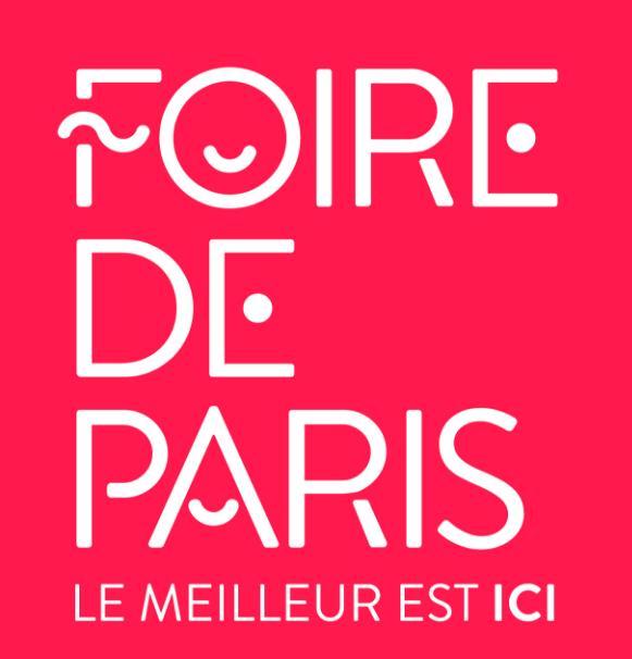 1 billet acheté = 1 billet offert pour la Foire de Paris - soit les deux