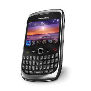 Smartphone RIM Blackberry Curve 9300 Qwerty