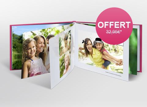 Livre photo luxe offert (6€ fdp) ou grosses promo jusqu'a -80%