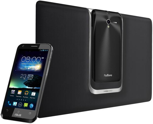 Asus Padfone 2  (Tablette/Smartphone)  64Go - Noir ou Blanc