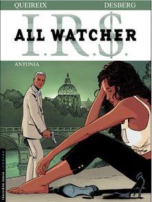 "eBook BD ""All Watcher"" Tome 1 Gratuite (Au lieu de 5,99€)"