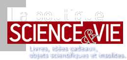 20% de reduction sur la boutique science et vie