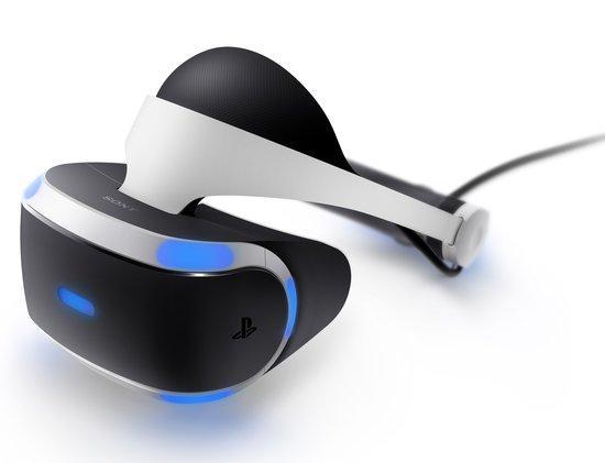Casque de réalité virtuel Sony Playstation VR
