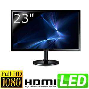 Ecran PC Samsung LED S23C350H - Full HD - 5ms