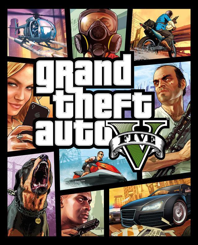 Grand Theft Auto (GTA) V sur PC (dématérialisé)