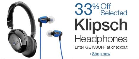 -33% sur une sélection de casques / écouteurs Klipsch (Ex. : Casque Image One II à 98,95€ port inclus)