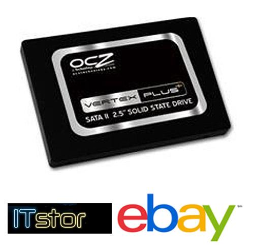 SSD OCZ Vertex Plus 120Gb - Reconditionné