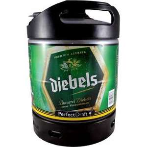 Fût Diebels Perfectdraft - 6L