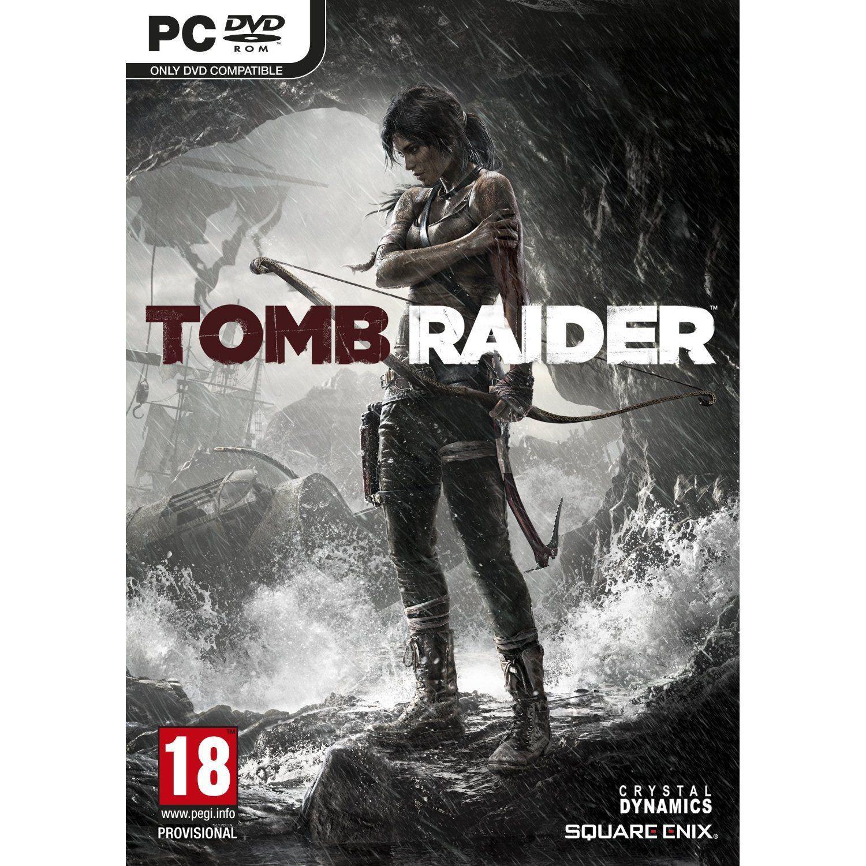 Jeu Tomb Raider sur PC