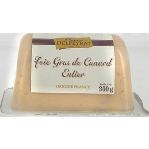 Foie Gras Frais Delpeyra 300 Gr 50% remboursé sur la carte Waaoh