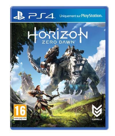 Horizon Zero Dawn sur PS4 + tenue et arc tribu Nora + Steelbook offert et 5€ offerts sur le compte adhérent
