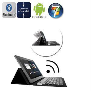 Clavier Bluetooth avec support de tablette universel Kensington pour Android & Windows 7/8