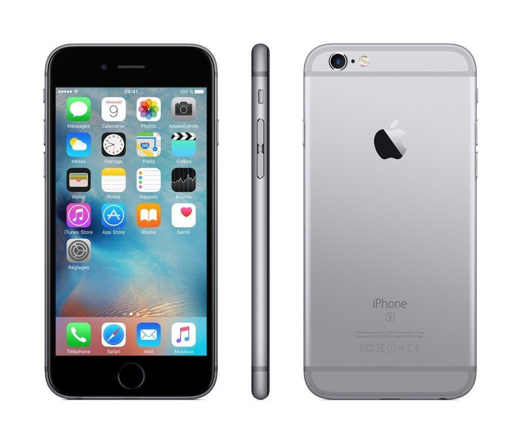 Smartphone iPhone 6S - 16Go - reconditionné et débloqué