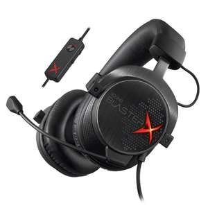 Casque PC Creative Sound BlasterX H7